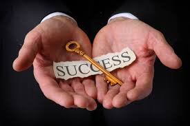 Succes in your hand